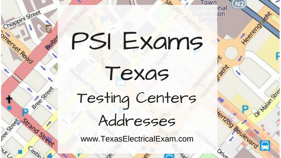 Texas Testing Centers