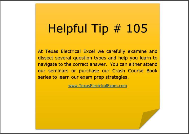 Tip 105