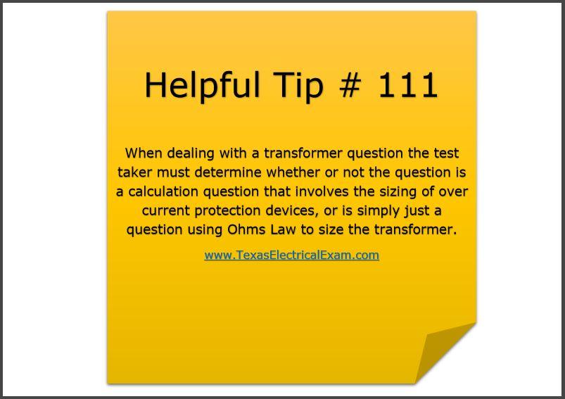 Tip 111