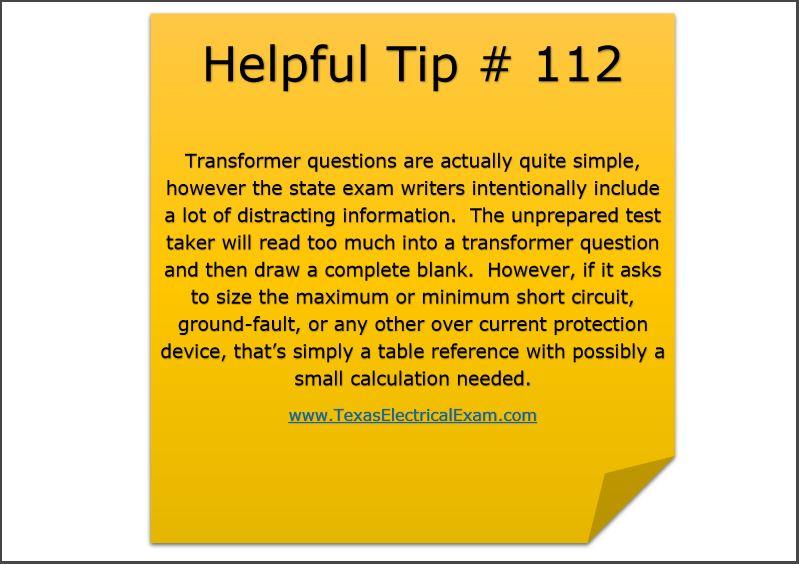 Tip 112