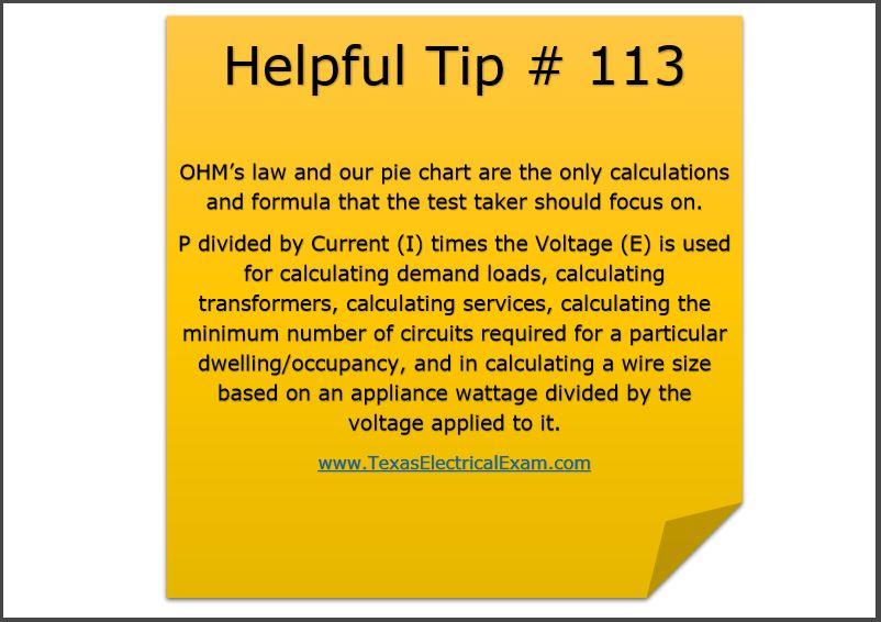 Tip 113