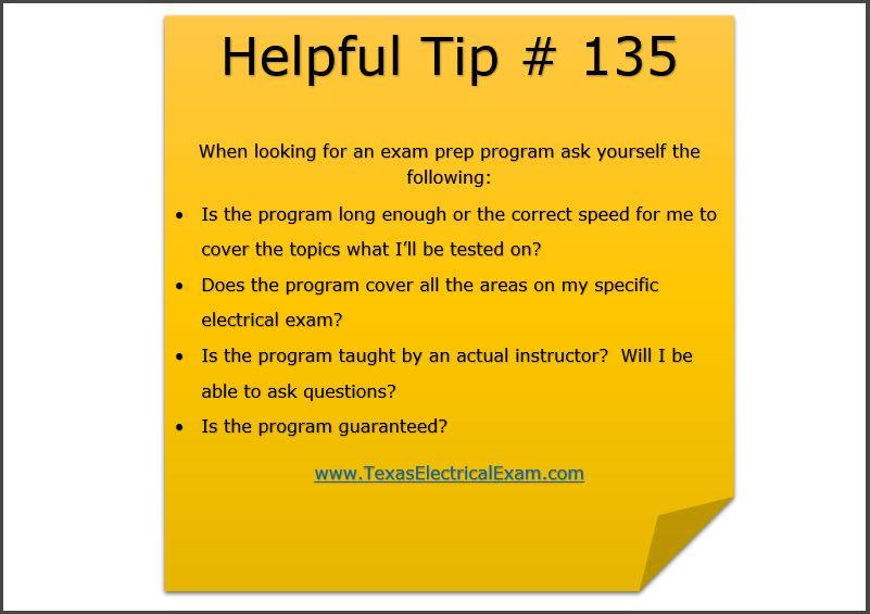 Tip 135