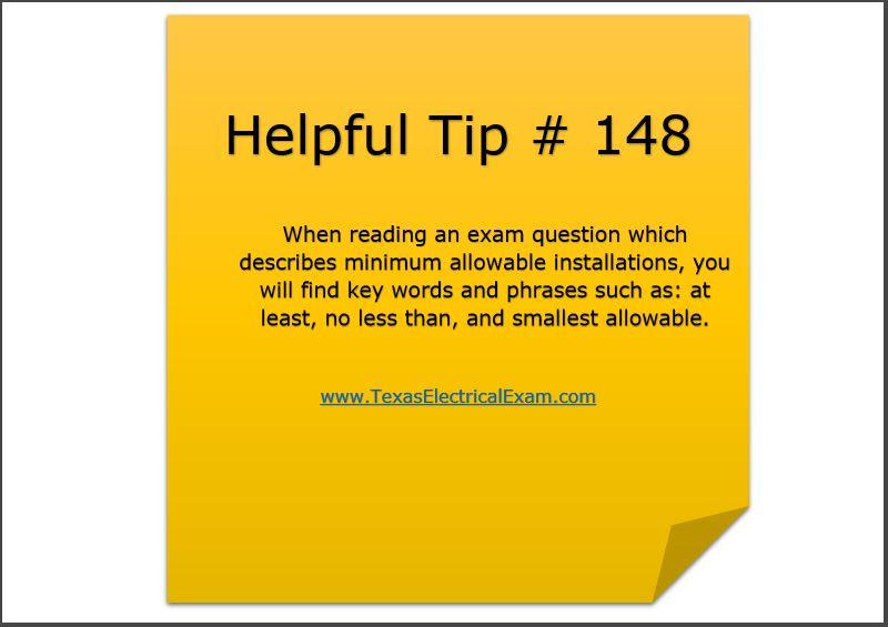 Tip 148