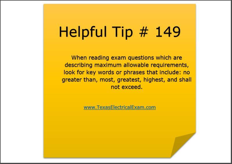 Tip 149