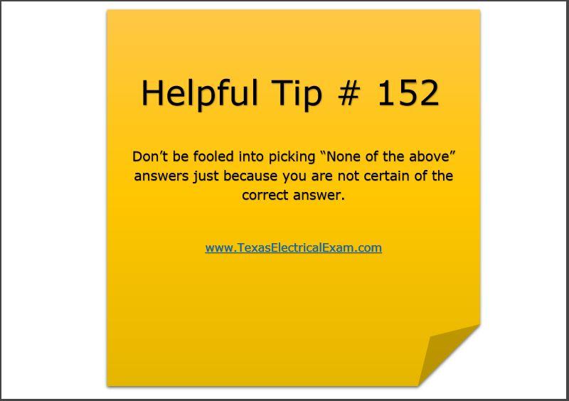 Tip 152