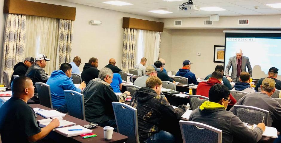 Electrical Exam Prep Seminar in Dallas