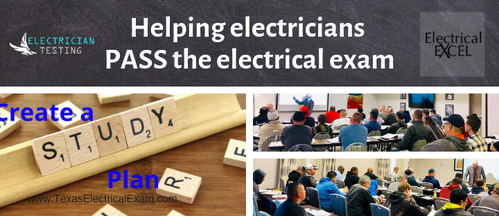 contact Texas electrical exam