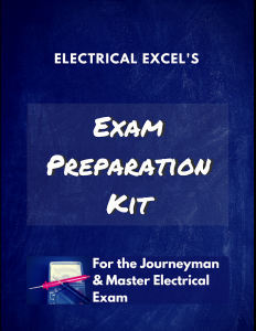 Prepare for the electrical exam with this free practice kit.  Download yours today.