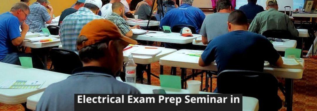 Houston TX Electrical Exam Prep for the PSI Exam
