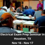 Houston TX Electrical Exam Prep for the PSI Exam