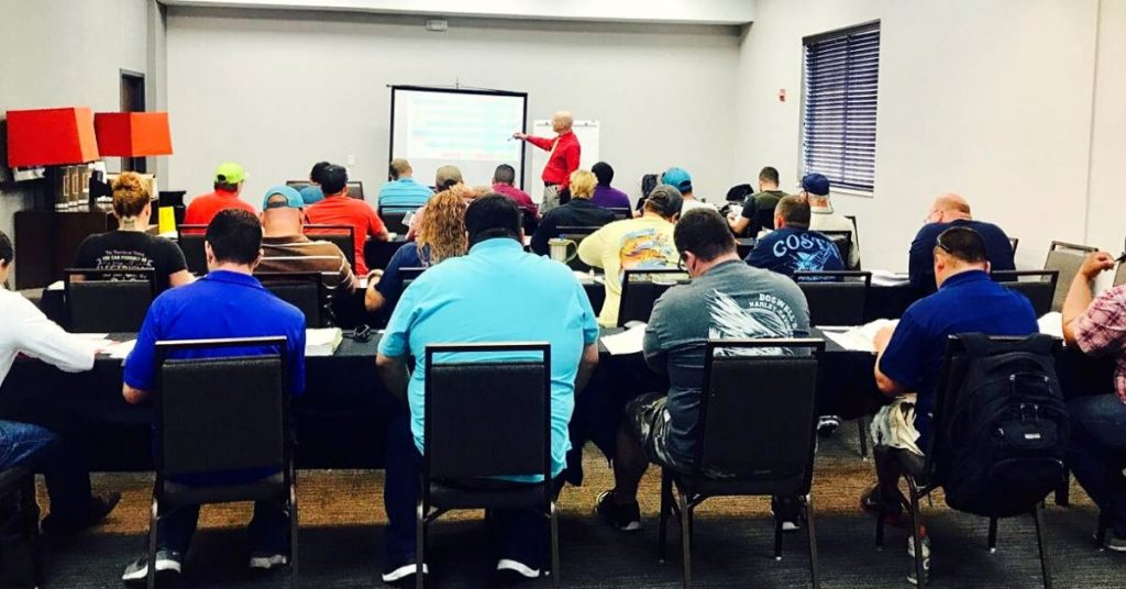 Hundreds of students pass with Texas Electrical Exam prep seminars.