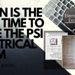 PSI electrical exam